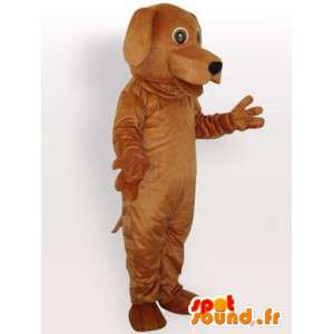 Max hunden maskot - leken hund drakt - MASFR00915 - Dog Maskoter