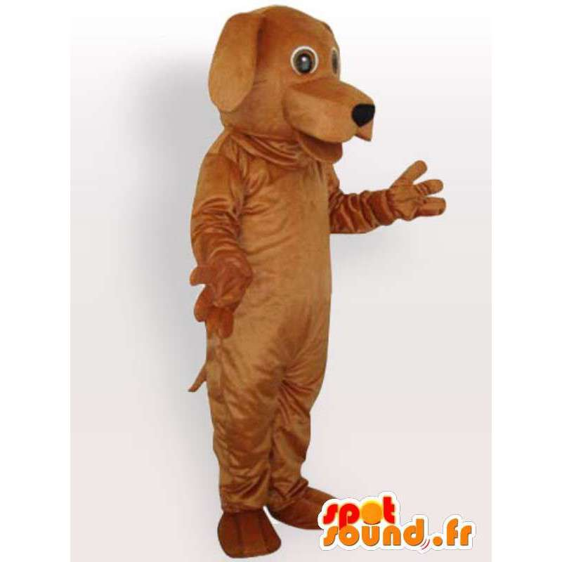 Max de hond mascotte - speelgoed hond kostuum - MASFR00915 - Dog Mascottes