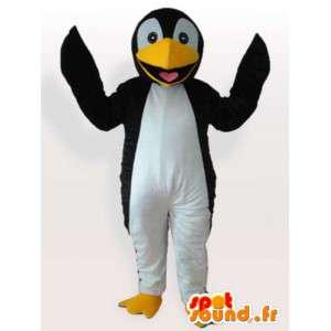 Mascota del pingüino - Disfraces de animales de mar