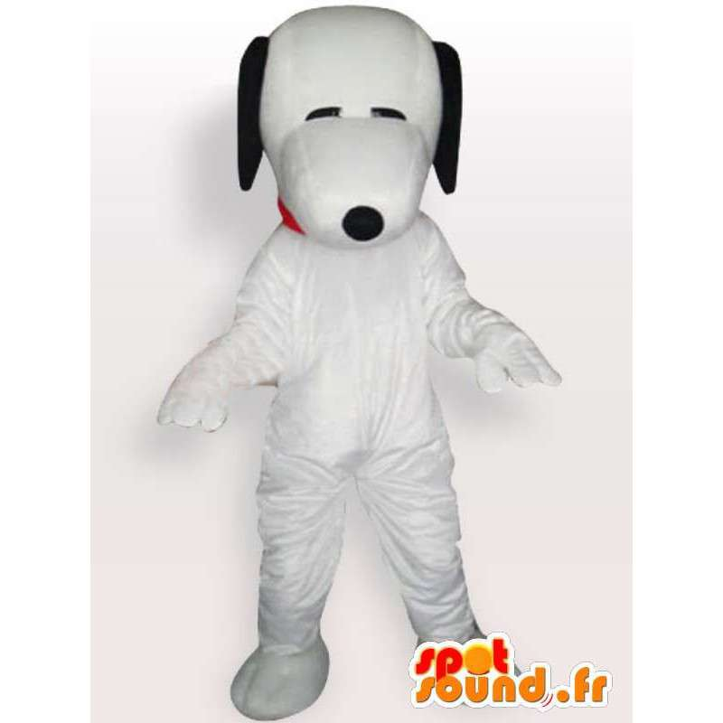 Costume Snoopy Dog - Disguise gevulde hond - MASFR00935 - Dog Mascottes
