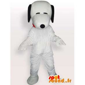 Costume Snoopy Dog - Disguise utstoppet hund - MASFR00935 - Dog Maskoter