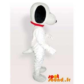 Costume de Snoopy le chien - Déguisement chien en peluche - MASFR00935 - Mascottes de chien
