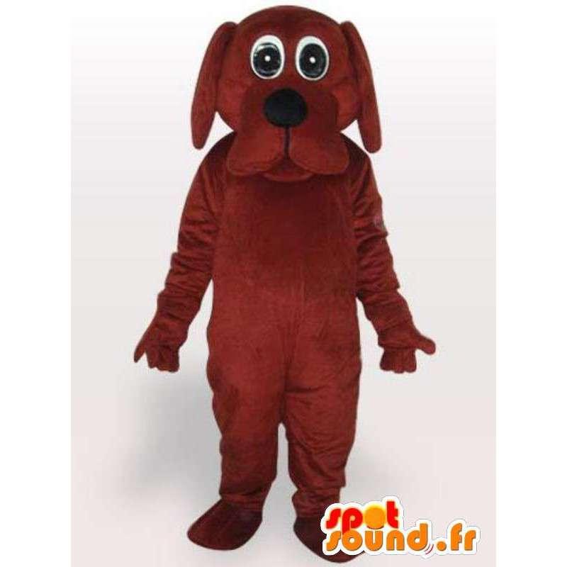 目の犬の服 - 詰め犬のコスチューム - MASFR001089 - 犬マスコット