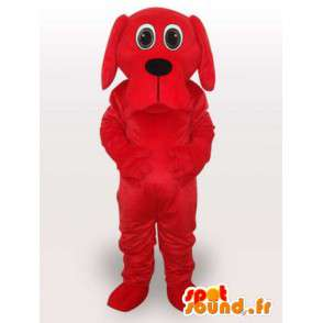 Cane costume grande bocca rossa - Disguise Dog - MASFR00943 - Mascotte cane