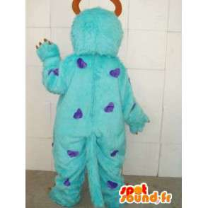 Mascot Monster & Cie - Costume famous monster with accessories - MASFR00106 - Mascots Monster & Cie
