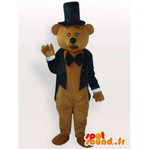 Costume dressed teddy - Disguise with accessories