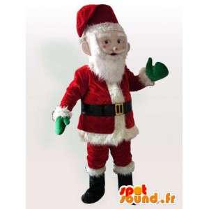 Santa Claus Costume - Costume dimensioni tutti