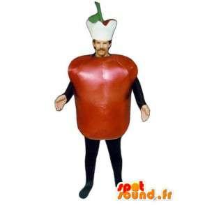 Tomato Costume - pomidor kostium z akcesoriami - MASFR001107 - owoce Mascot