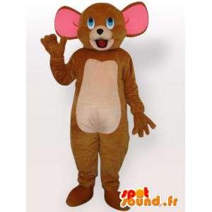 Mascot o rato Jerry - traje do rato - MASFR001159 - rato Mascot
