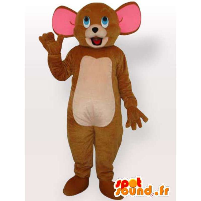 Maskotka Jerry mysz - kostium mysz - MASFR001159 - Mouse maskotki