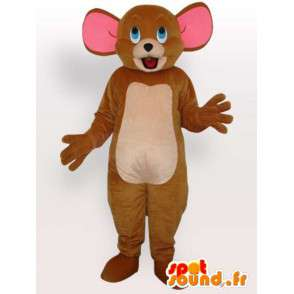 Jerry Mouse Mascot - Costume mouse - MASFR001159 - Mouse mascot