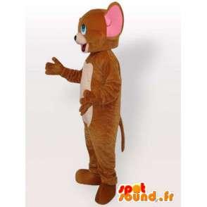 Mascot Jerry de muis - muiskostuum - MASFR001159 - Mouse Mascot