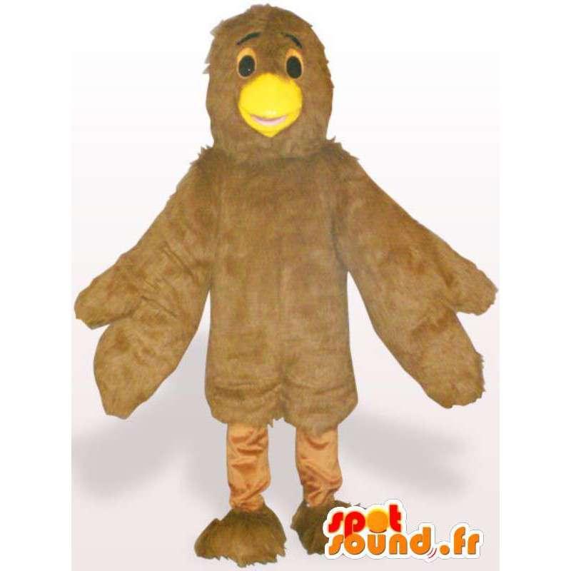Μασκότ ράμφος πουλιού κίτρινο - Animal μεταμφίεση - MASFR00924 - μασκότ πουλιών