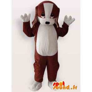 Mascot van een puppy - hond kostuum - MASFR001145 - Dog Mascottes