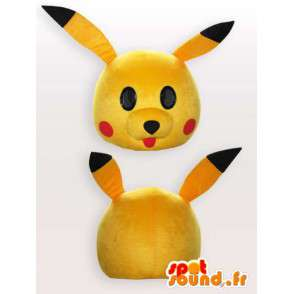 Mascot Pikachu - Disguise cartoon - MASFR001151 - Pokémon mascots