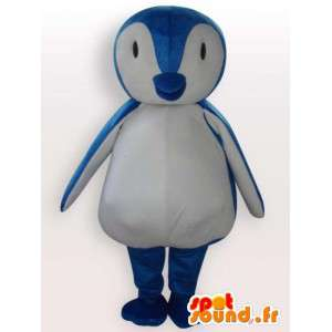 Baby-pingvin maskot - Polardyr kostume - Spotsound maskot