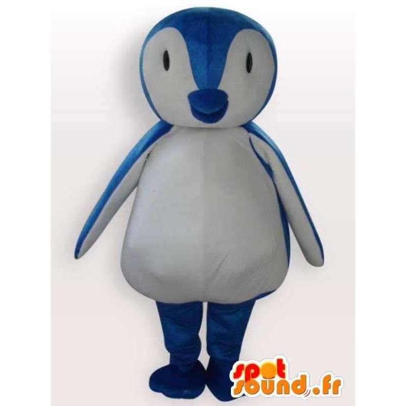 Μωρό πιγκουίνος μασκότ - πολικές κοστούμι των ζώων - MASFR001097 - Μασκότ μωρό