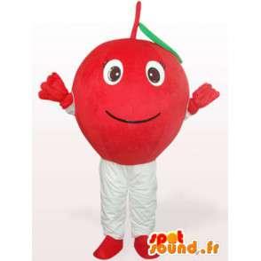 Cherry maskot - kirsebær kostyme alle størrelser - MASFR00904 - frukt Mascot
