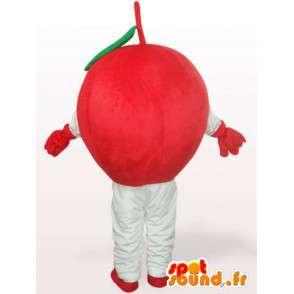 Mascot Cherry - Kirsche Kostüm alle Größen - MASFR00904 - Obst-Maskottchen