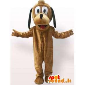 ラブラドール犬のマスコット - 犬のコスチュームすべてのサイズ - MASFR00974 - 犬マスコット