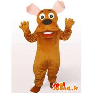 マッドドッグマスコット - ぬいぐるみの犬の衣装