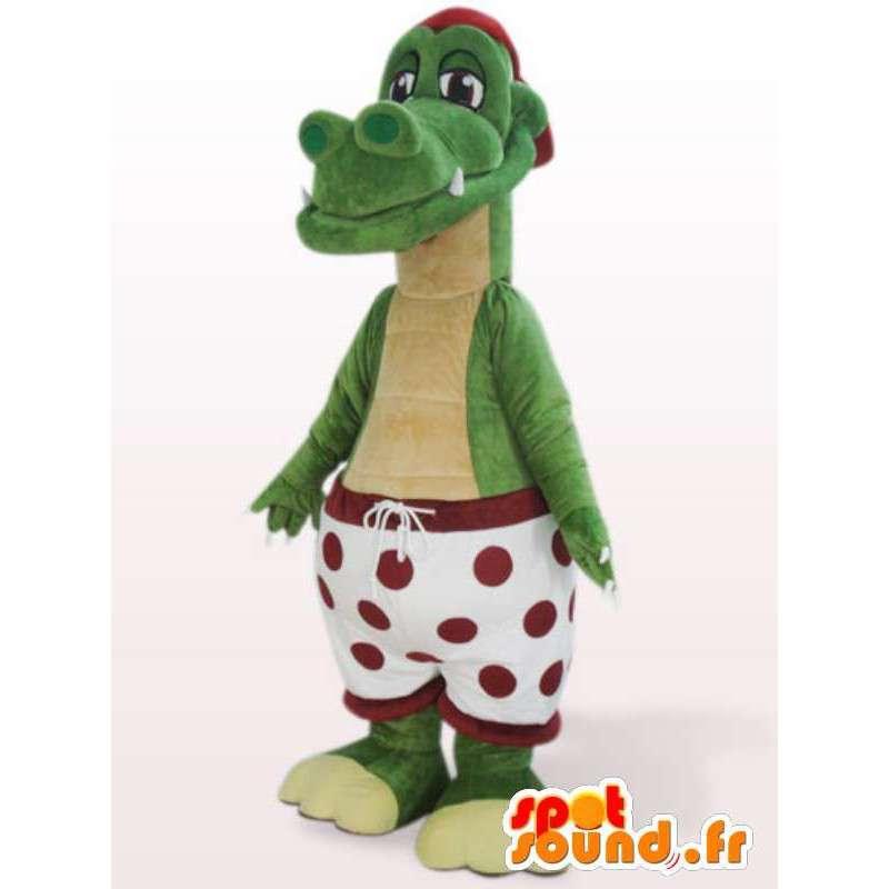 Dragon Mascot spodky - imaginární zvíře kostým - MASFR00931 - Dragon Maskot