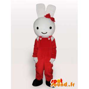 Rabbit mascot node red - Disguise rodent