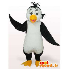 Pinguin-Maskottchen Plüsch - Disguise alle Größen - MASFR00949 - Maskottchen des Ozeans