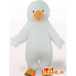 Chick Mascot - haihtuvat Disguise - MASFR001137 - Mascotte de Poules - Coqs - Poulets