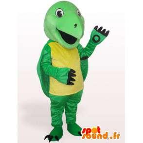 Želva maskot vtipné - plyšový kostým - MASFR001111 - želva Maskoti