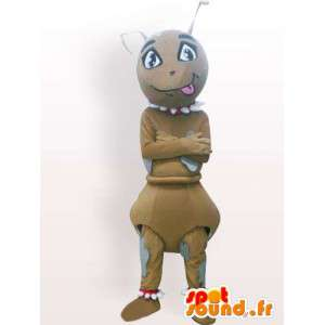 Mascotte fourmi chipie - Déguisement insecte