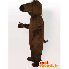 Maskot jezevčíka - pes Kostýmy - MASFR001130 - psí Maskoti