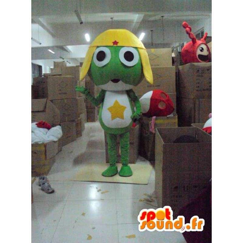 Costume de grenouille de l'espace - Déguisement de grenouille - MASFR001168 - Mascottes Grenouille