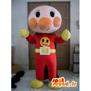 Mascot Superhelden Raum - Disguise alle Größen
