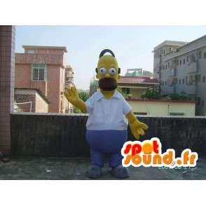 Kostým maskota Homer Simpson - Simpson Family - MASFR00502 - Maskoti The Simpsons