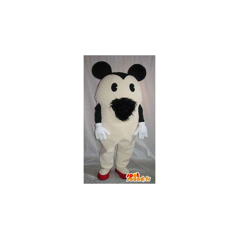 Plush mascot with big ears - Disguise - MASFR001526 - Mascots unclassified