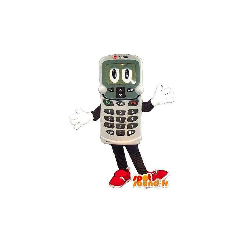 Verkleidet Handy - Mascot Qualität - MASFR001530 - Maskottchen der Telefone
