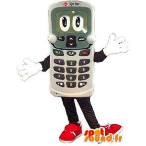 Travestimento cellulare - qualita Mascot - MASFR001530 - Mascottes de téléphone