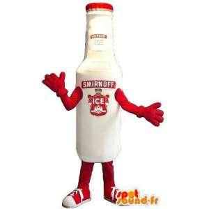 Vodka flaske kostume - Smirnoff Vodka - Spotsound maskot