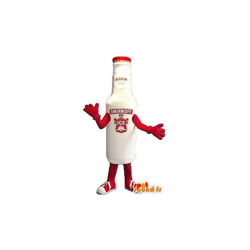 Disguise bottle of vodka - Smirnoff Vodka - MASFR001542 - Mascots bottles