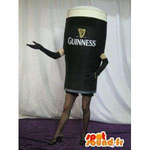 Guinness glas maskot - kvalitetsdragt - Spotsound maskot