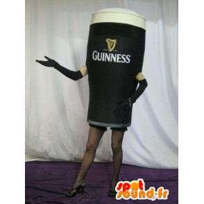 Μασκότ ποτήρι Guinness - ποιότητα μεταμφίεση - MASFR001547 - μασκότ αντικείμενα