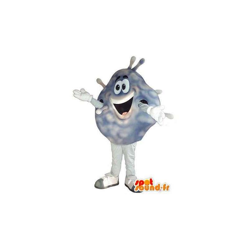 Verhullen een plas - Mascot alle soorten en maten - MASFR001548 - Niet-ingedeelde Mascottes