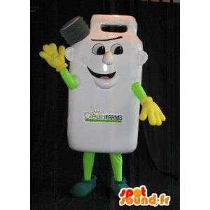 Óleo de disfarce pode - Mascot todos os tamanhos - MASFR001563 - objetos mascotes