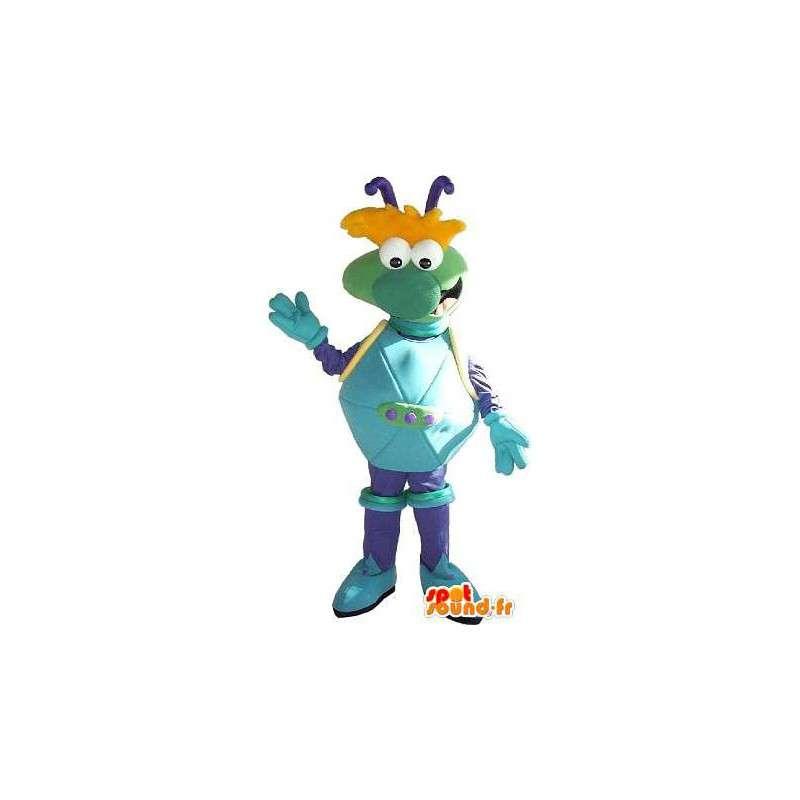 Mascot Raum Kreatur in Astronaut Mode - MASFR001610 - Fehlende tierische Maskottchen