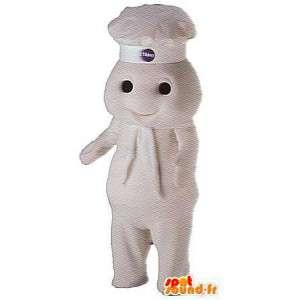 Żeglarz Mascot tkanina - wszystkie rozmiary - MASFR001615 - Mężczyzna Maskotki
