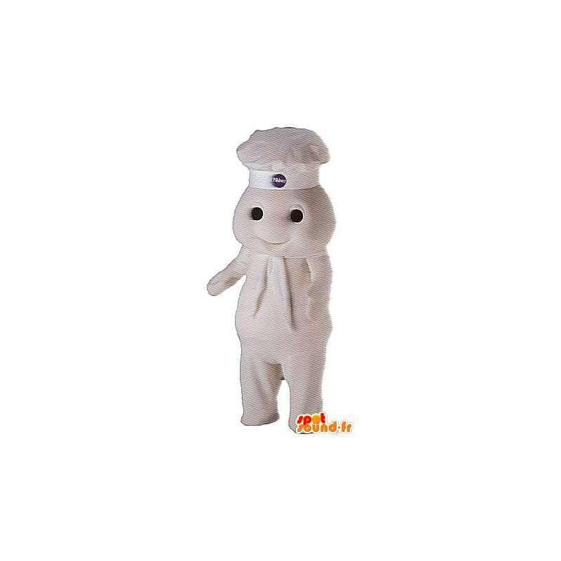 Mascot Seemann Tuch - alle Größen - MASFR001615 - Menschliche Maskottchen