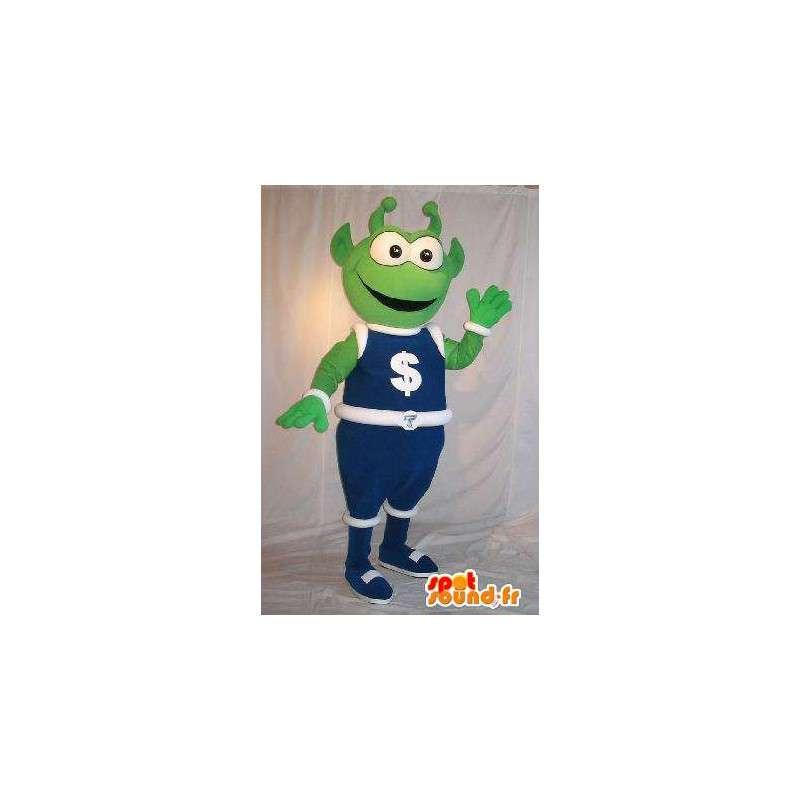 Martian mascot casual - MASFR001618 - Missing animal mascots