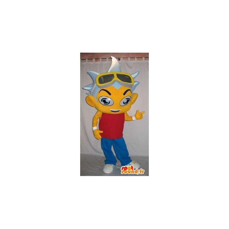 Mascot van een manga karakter, uit Japan - MASFR001626 - Niet-ingedeelde Mascottes