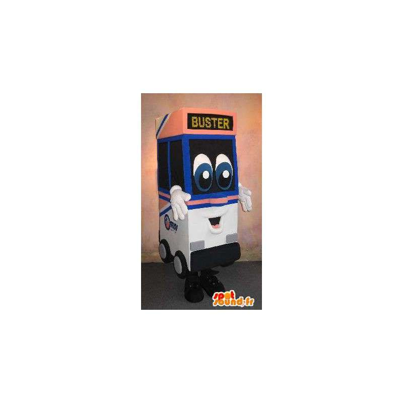 Maskotka mobilny bankomat, profesjonalny przebranie - MASFR001662 - maskotki obiekty